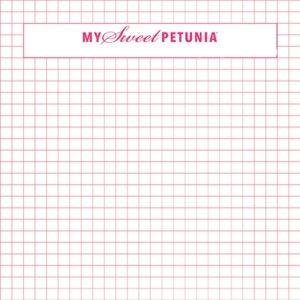 y Sweet Petunia, Misti, Original size, mouse pad grid, Australia