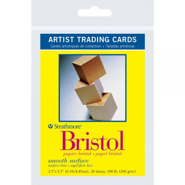 Bristol Smooth cardstock ATC, Australia