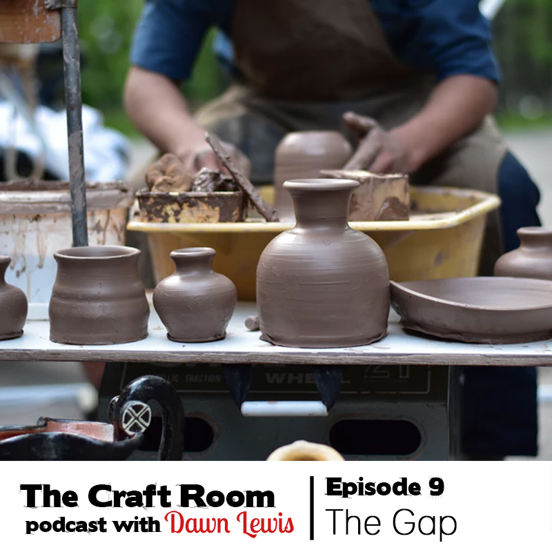 The Craft Room podcast episode 9