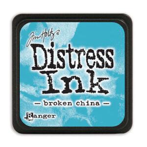 Distress Ink Mini Broken China