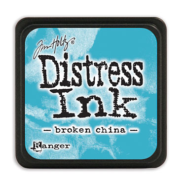 Distress Ink Mini Broken China
