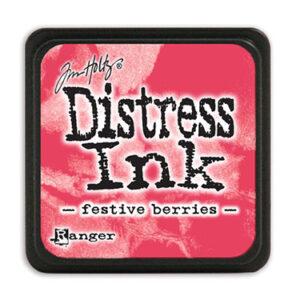 Distress Ink Mini Festive Berries