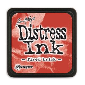 Distress Ink Mini Fired Brick