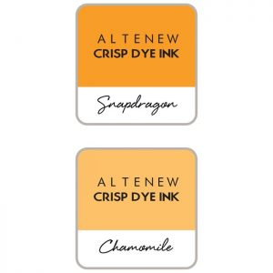 Altenew, Golden Sunset mini ink cube set, Australia