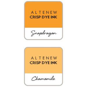 Altenew, Golden Sunset mini ink cube set, Australia