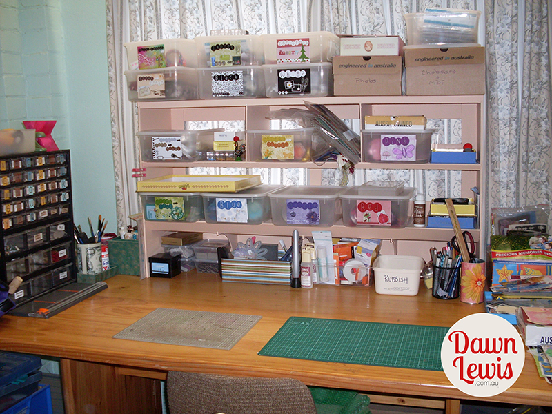 The Craft Room Podcast, episode 12 Clever Craft Storage