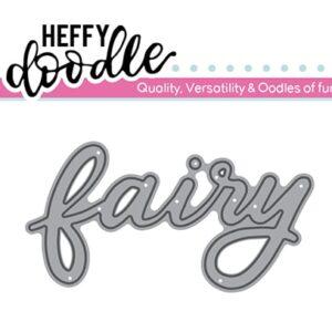 Heffy Doodle, Fairy die set, Australia