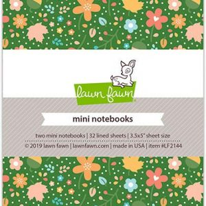 Lawn Fawn, Fall Fling mini notebooks, Australia