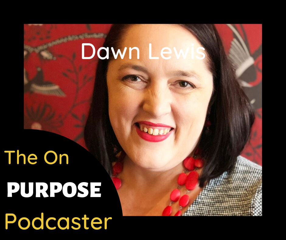 The On Purpose Podcast, episode 11
