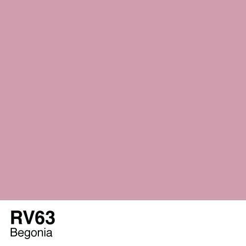 Copic RV63 Begonia, Australia