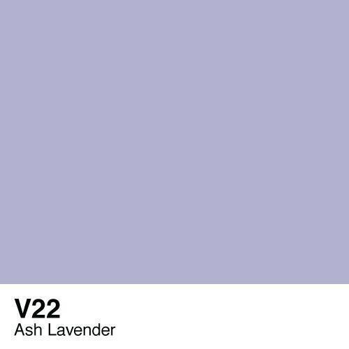Copic V22 Ash Lavender, Australia