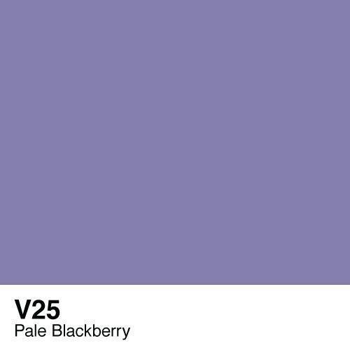 Copic V25 Pale Blackberry, Australia