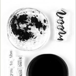 Altenew, Mini Moon stamp set, Australia