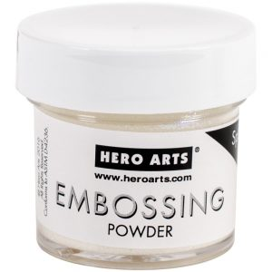 Hero Arts Satin Embossing Powder, Australia