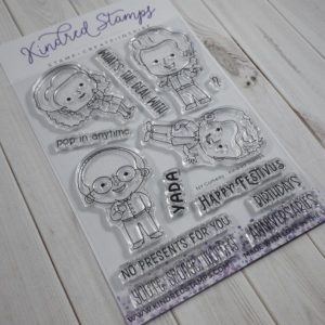Kindred Stamps, NY Comedy stamp set, Australia