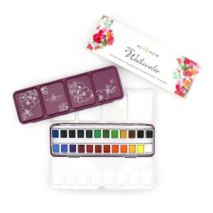 Altenew, Artists Watercolor 24 pan set, Australia