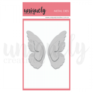 Uniquely Creative, Wings die set, Australia