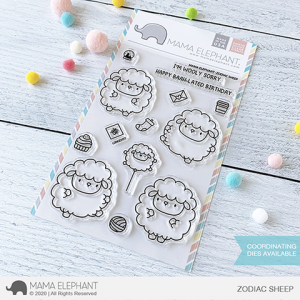 Mama Elephant, Zodiac Sheep stamp set, Australia