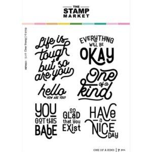 Stamp Market, One of a Kind stamp set, Australia
