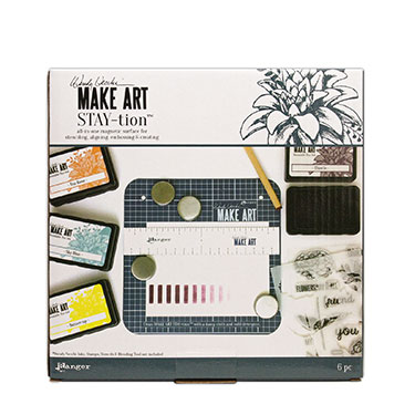 Wendy Vecchi, Make Art Stay-tion Mini, Australia