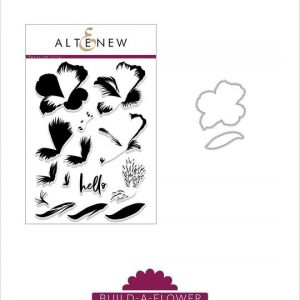Altenew, Craft A Flower Lily stamp & die bundle, Australia