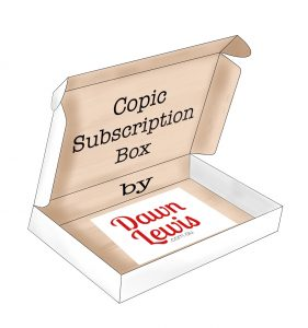 Copic Subscription Box, Australia