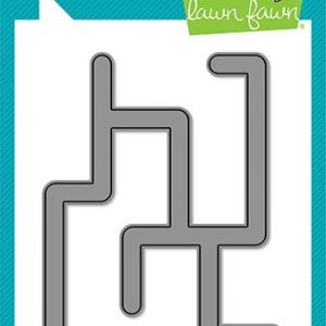Lawn Fawn, Slide On Over Maze die set, Australia