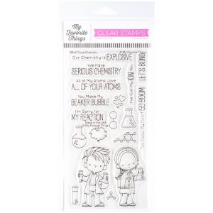MFT, Cute Chemists stamp set, Australia