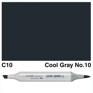 Copic C10 sketch marker, Australia