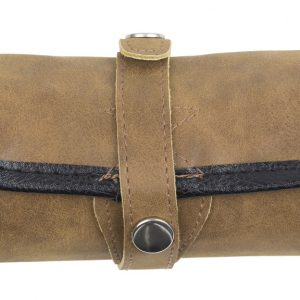 Leather Brown Pencil Wrap 48pc, Australia
