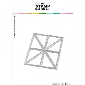 The Stamp Market, Color Block 1 die set, Australia