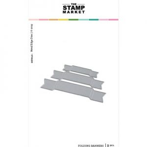 The Stamp Market, Folding Banners die set, Australia