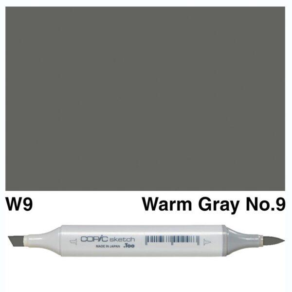 Copic W9 sketch marker, Australia