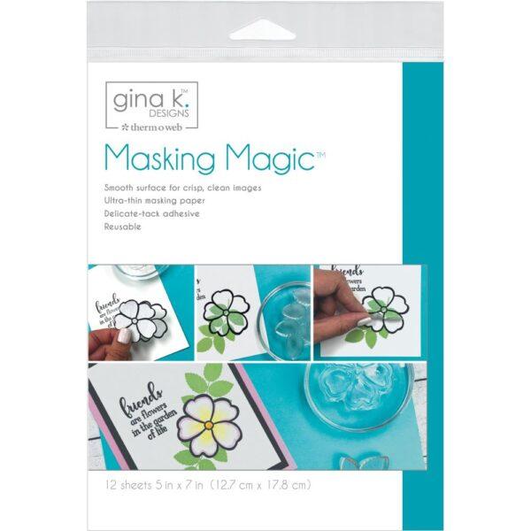 Gina K Masking Sheets, Australia