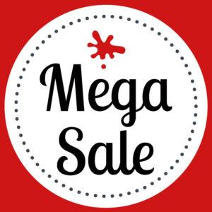 A Mega Sale