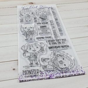 Kindred Stamps, Icons stamp set, Australia