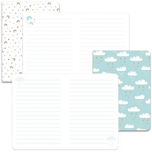 Lawn Fawn, Hello Sunshine Mini Notebooks, Australia