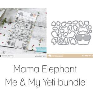 Mama Elephant, Me & My Yeti bundle, Australia