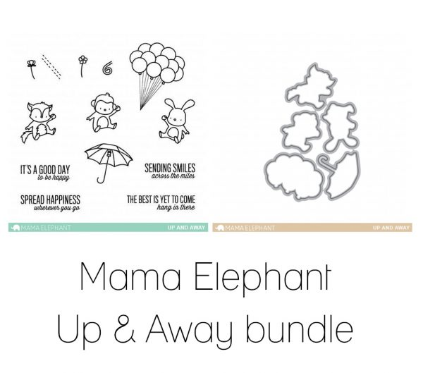 Mama Elephant, Up & Away bundle, Australia
