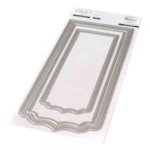 Pinkfresh Studio, Slim Ornate Banner die set, Australia