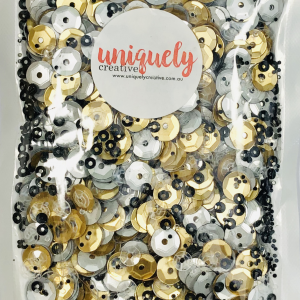 Uniquely Creative, Starry sequins, Australia