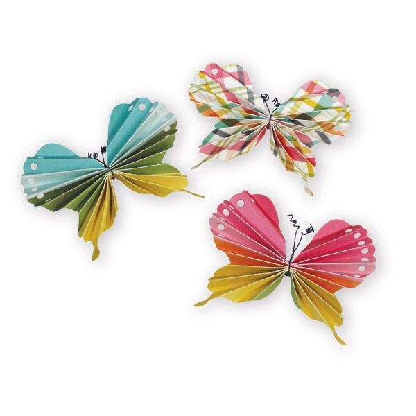 i-Crafter, 3D Butterfly die set, Australia