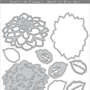 Altenew, Craft A Flower Dahlia die set, Australia