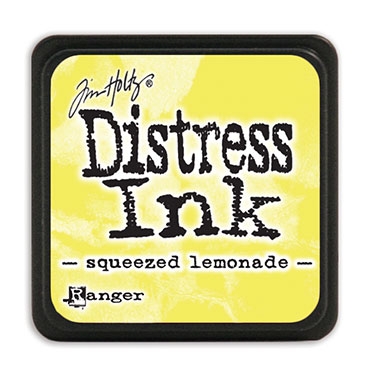 Distress Ink Mini Squeezed Lemonade