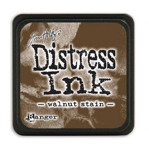 Distress Ink Mini Walnut Stain