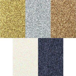 Etc Paper, Metallics Glitter 6x6 cardstock, Australia