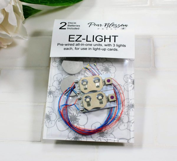 Pear Blossom Press, EZ-Light 2 unit pack, Australia