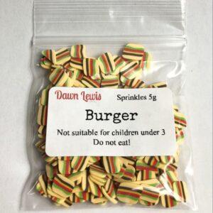 Sprinkles Burger 5g, Australia