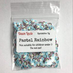 Sprinkles, Pastel Rainbow 5g, Australia