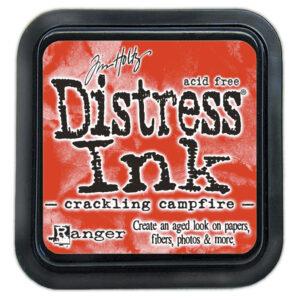 Ranger, Distress Ink Pad Crackling Campfire, Australia